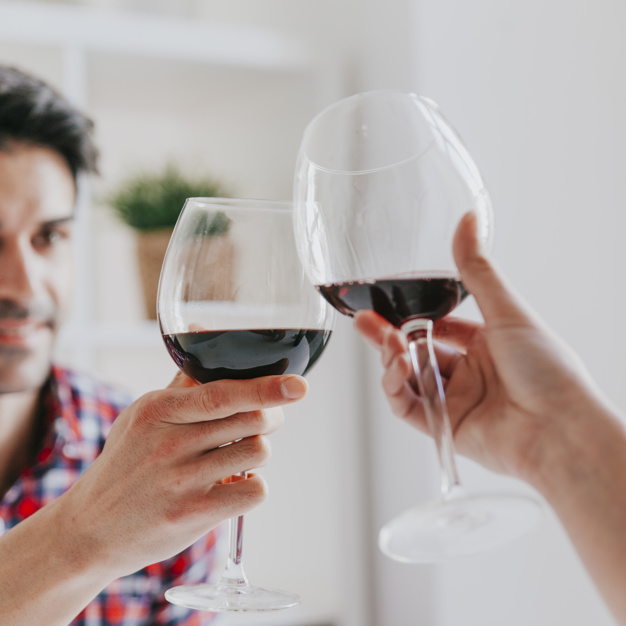 Rødvin og antioxidanter